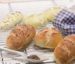 Photo of Φραντζολάκια – Στρογγυλά ψωμάκια